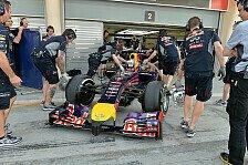 Formel 1 - Unbezahlbare Probleme?: Red Bull schl�gt Alarm: Der n�chste Ausfall
