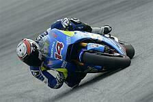 MotoGP - Elektronik, Motor, Speed und Grip: De Puniet arbeitet Testprogramm ab