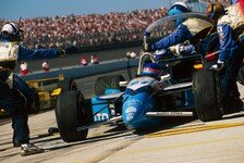 IndyCar - Jacques Villeneuves IndyCar-Karriere