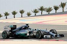 Formel 1 - H�rtetest f�r Benzin & Reifen: Nico Rosbergs Strecken-Guide: Bahrain
