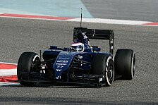 Formel 1 - Vom Tellerw�scher zum Million�r?: Williams Vorschau: Australien GP