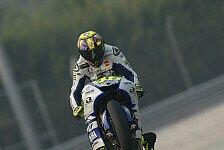 MotoGP - Pedrosa gleicht zum Testende aus: Rossi knackt die 2-Minuten-Marke