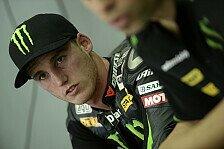 MotoGP - Premiere f�r den Rookie: Pol Espargaro absolviert erste Renndistanz