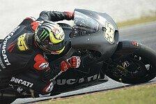 MotoGP - Crutchlow und Dovizioso nutzen Regelvorteile: Ducati macht in Jerez von Testrecht Gebrauch