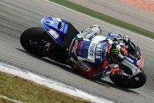 MotoGP - Understatement bei Lorenzo: Yamaha-Duo startet mit stark verbesserter M1