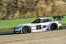 Blancpain GT Serien - Begeisterung trotz Crashs: Alex Zanardi: BMW-Test endet mit Unfall