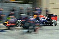 Formel 1 - Von Bahrain bis Silverstone: Reifen-Tests: Daten und Strecken stehen fest