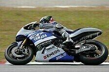 MotoGP - Lorenzo bekommt nur einen von drei neuen Reifen: Rossi lehnt ab