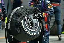 Formel 1 - Reicht die Zeit?: Hembery �u�ert Bedenken wegen Heizdecken-Verbots