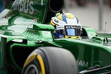 Formel 1 - Rundenk�nig an Bahrain-Tag 3: Ericsson schl�gt Mercedes und Ferrari