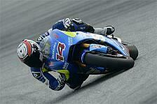 MotoGP - 2015 in der Factory-Klasse vertreten: Suzuki startet in Valencia mit Wildcard