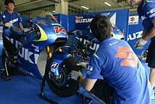 MotoGP - Elektronik im Fokus: Suzuki testet in Austin und Argentinien