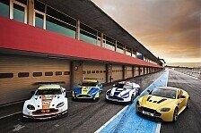 Mehr Sportwagen - Sieben Boliden an der Sarthe: Riesenaufgebot: Aston Martins Sportprogramm 2014