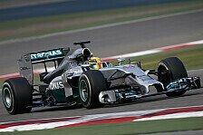 Formel 1 - Bemerkenswerte Hamilton-Zeit: Pirelli: 2 bis 3 Stopps bei ersten Rennen