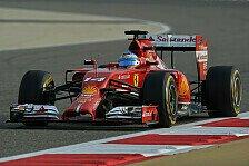 Formel 1 - Feuer und andere Schwierigkeiten: Bahrain II, Tag 2: Team f�r Team