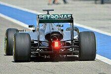 Formel 1 - Fahrer vom schwarzen Gold �berrascht: Reifen: Bleibt doch alles beim Alten?