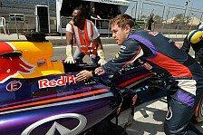 Formel 1 - Bilder: Test-Highlights: Red Bull