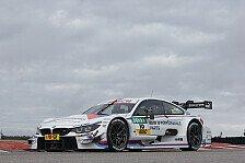 DTM - Nachfolger einer Rennsport-Ikone: Erste Bilder! BMW zeigt den neuen M4 DTM