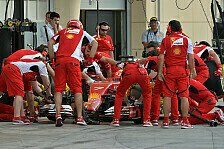 Formel 1 - Ferrari bleibt Boxenstopp-Weltmeister: Australien GP: Die Boxenstopp-Analayse