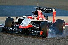 Formel 1 - Von Beginn an die 'rote Laterne'?: Marussia Vorschau: Australien Grand Prix