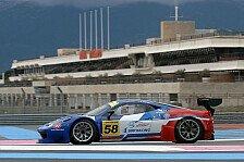 Mehr Sportwagen - Ferrari-Festspiele in Le Castellet: GT-Winterserie: SMP Racing gewinnt ersten Lauf