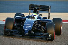 Formel 1 - Test-Highlights: Williams
