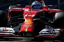 Formel 1 - Es wird kein Feuerwerk geben: Ferrari-Teamduell: Coulthard sieht Alonso vorne
