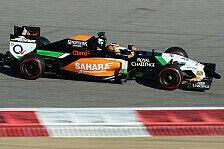 Formel 1 - Aller schlechten Dinge sind drei: Force India Vorschau: Australien GP
