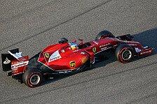 Formel 1 - Was kann die rote G�ttin?: Ferrari Vorschau: Australien GP