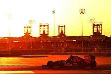 Formel 1 - B�rendienst und Fahnenflucht?: Testbilanz: Hausaufgaben gut gemacht, Toro Rosso?