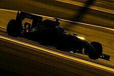 Formel 1 - Sieg geht an Williams: Bahrain II: Kilometerbilanz der Teams