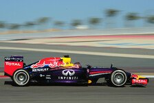 Formel 1 - Video: Red Bulls Film-Tag in Bahrain