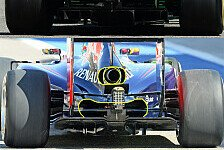 Formel 1 - Bilderserie: Bahrain II - Technik-Check: Das Heck