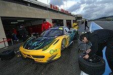 Mehr Sportwagen - GT-Winterserie in Le Castellet