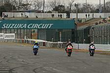 MotoGP - Showrunden zum Open Day: Suzuki in Suzuka