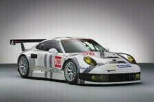 WEC - Der Kleine neben dem 919: Porsche greift wieder mit dem 911 RSR an