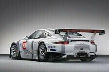 WEC - Bilder: Porsche: Gro�angriff auf Le Mans