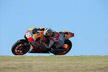 MotoGP - Nackenschmerzen verhinderten Renndistanz: Pedrosa zieht positives Fazit