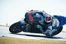 MotoGP - Pedrosa erster Verfolger: Lorenzo verl�sst Phillip Island mit Bestzeit
