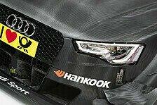 DTM - Bilder: Audi pr�sentiert den RS 5 DTM