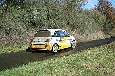 ADAC Opel Rallye Cup - Griebel und Kreim bei der ADAC Saarland-Pfalz Rallye: Hohe Erwartungen im ADAC Opel Rallye Junior Team