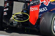 Formel 1 - Bilderserie: Bahrain II - Tech-Check: Aero-Updates