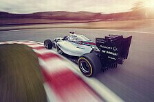 Formel 1 - Video: Martinis F1-R�ckkehr mit Williams