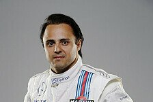 Formel 1 - Bilder: Williams Fahrer-Portraits im Martini-Design