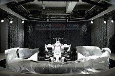 Formel 1 - Neue �ra eingel�utet: Das neue Williams 2014: Schnell und sexy