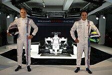 Formel 1 - Gro�er Unterschied zu Maldonado: Bottas vergleicht Teamkollegen: Massa klar vorne
