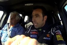 Dakar - Video: Nani Roma pilotiert Jay Leno