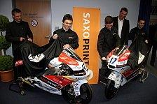 Moto3 - Start in die neue Saison: Racing Team Germany mit hochgesteckten Zielen