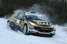DRM - Vom Manta 400 zum Peugeot 208 T16: ADAC Wikinger Rallye feiert Jubil�um