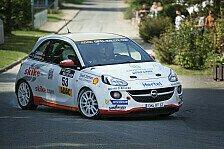 ADAC Opel Rallye Cup - Enorm hohe Leistungsdichte: ADAC Opel Rallye Cup geht in zweite Saison
